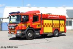 Gävle - Gästrike RTJ - Släck-/Räddningsbil - 2 26-1020