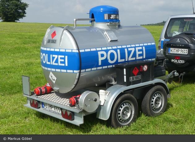 WI-HP 9777 - Rietbergwerke - Tankanhänger