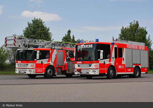 TH - BF Erfurt - 01/44-01 und 01/33-05