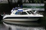 BRB-R 311 - Yamarin 5940 - Polizeistreifenboot