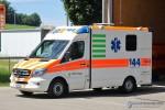 Sirnach - Spital Thurgau - RTW - Santhur 140
