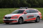 Visp - KaPo Wallis - Patrouillenwagen