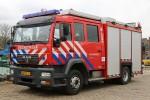 Sliedrecht - Brandweer - HLF - 18-7031