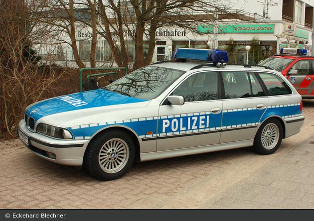 Polizei - BMW 5er Touring - FuStW
