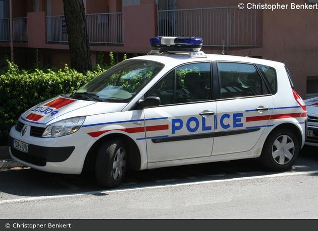Grasse - Police Nationale - FuStW