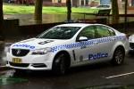 Sydney - New South Wales Police Force - FuStW - BU36