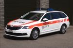 Gossau - KaPo St. Gallen - Patrouillenwagen - 5501