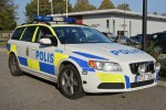 Borås - Polis - FuStW - 1 52-1110