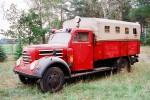 Eisenhüttenstadt - Feuerwehrmuseum - LF-LKW-TS8-STA