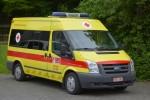 La Calamine - Croix-Rouge de Belgique - KTW