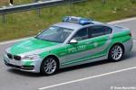 M-PM 9015 - BMW 5er - Lotsenfahrzeug