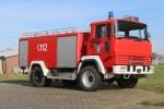 Hoogeveen - Luchthavenbrandweer Vliegveld Hoogeveen - TLF