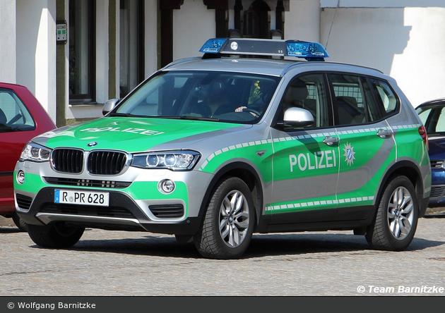 R-PR 628 - BMW X3 - FuStW