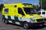 Masterton - Wellington Free Ambulance - RTW - 421