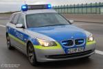 PP Mittelhessen - BMW 525 touring - FuStW