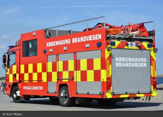 København - Brandvæsen - GW-W - I 5