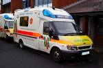 Dublin - Eastern Region Ambulance Service - RTW (a.D.)