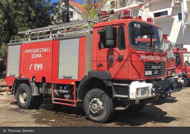 Argostoli - Pyrosvestiko Soma - GTLF - N22