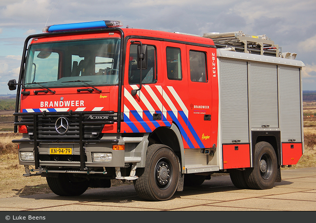 't Harde - Koninklijke Landmacht - HLF - 28-2131