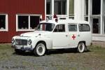 Gysinge - Stiftelsen Svensk Brandnostalgi - Ambulans (a.D.)
