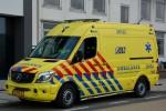 Oosterhout - Regionale Ambulancevoorziening Midden- en West-Brabant - RTW - 20-132