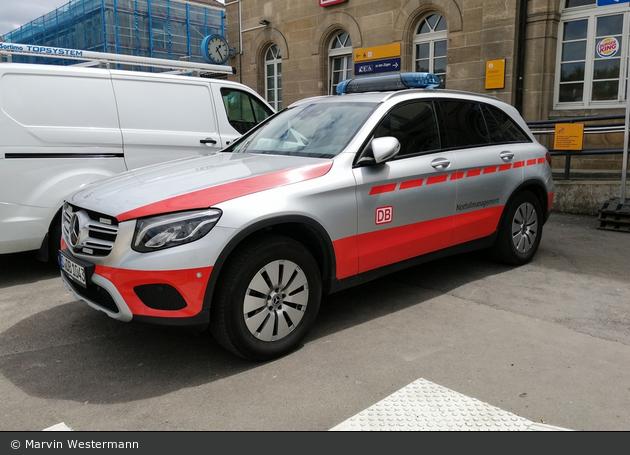 Stuttgart - Deutsche Bahn AG - Unfallhilfsfahrzeug