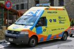 Escaldes-Engordany - Servei Urgent Mèdic - RTW - A-01