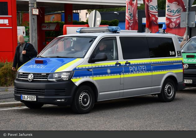 BA-P 9207 - VW T6 - HGruKw