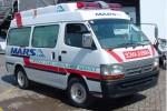 Kariba - Medical Air Rescue Services - RTW