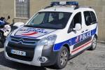 Brive-la-Gaillarde - Police Nationale - FuStW