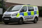 Glasgow - Police Scotland - FuStW