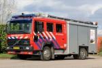 Woerden - Brandweer - HLF - 09-8132