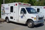 Raleigh - Rex Hospital - Ambulance 3