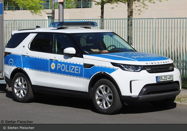 BP22-491 - Land Rover Discovery - FuStW