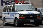 NYPD - Manhattan - Strategic Response Group 1 - HGruKW 8772