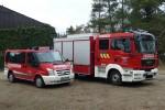 NI - FF Gemeinde Lilienthal - OF Seebergen - Fahrzeugpark 2021