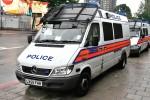 London - Metropolitan Police Service - GruKw - CXB