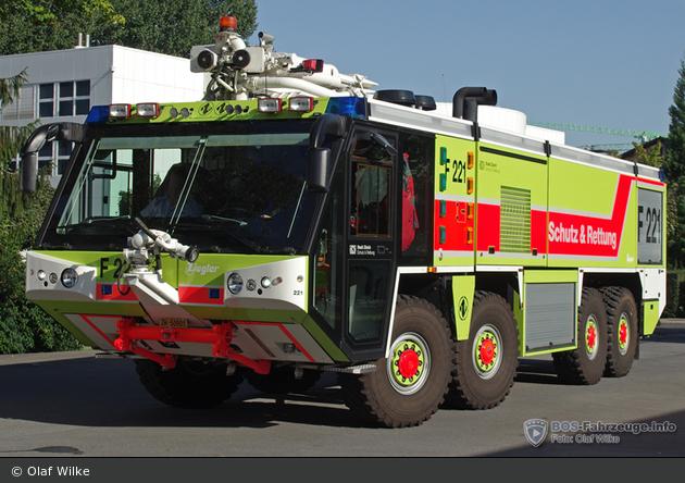 Zürich - Schutz & Rettung - FLF - F 221