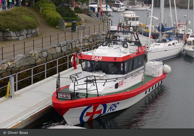 """Ålesund - Norsk Selskap til Skibbrudnes Redning - Seenotrettungskreuzer - """"DET NORKSE VERITAS II"""" - RS 154"""""""