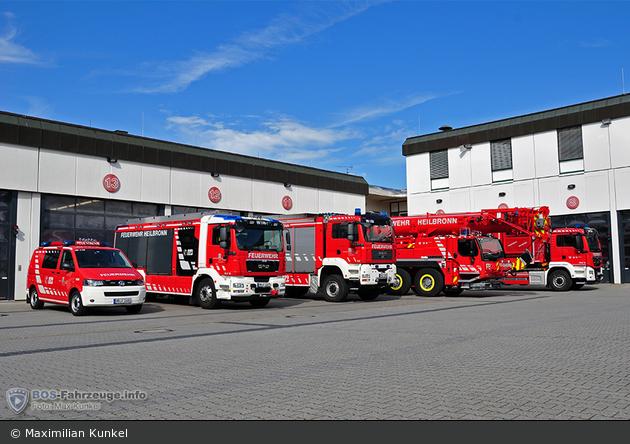 Einsatzfahrzeug Bw Bf Heilbronn Gerätezug 2018 Bos