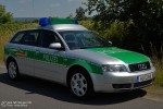WÜ-3360 - Audi A4 Avant - FuStW - Alzenau
