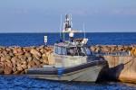 """Kärdla - Politsei- ja Piirivalveamet - Küstenstreifenboot """"M-42"""""""