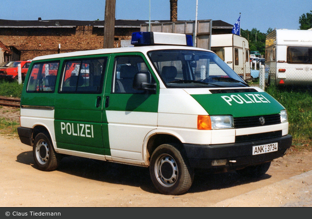 ANK-3734 - VW T4 - HGruKW