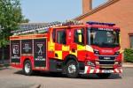 Billinghay - Lincolnshire Fire & Rescue - WrL/R