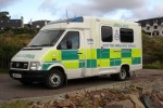 Gairloch - Scottish Ambulance Service - RTW (a.D.)