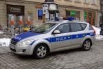 Kraków - Policja - FuStW - G193