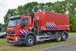 Amstelveen - Brandweer - WLF-Kran - 13-9183