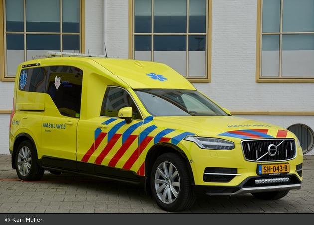 Assen - UMCG Ambulancezorg - RTW - 03-101 (a.D.)
