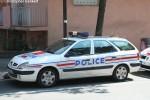 Grasse - Police - FuStW