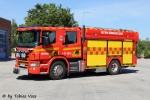 Skutskär - Gästrike RTJ - Släck-/Räddningsbil - 2 21-6010